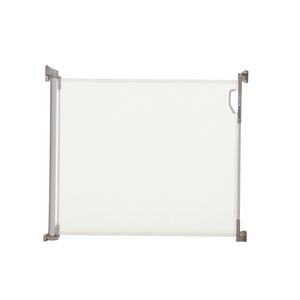 Dreambaby oprolbaar traphekje tot 140cm | Wit